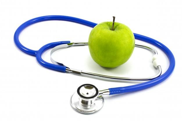 Doctors Stethoscope and wellbeing