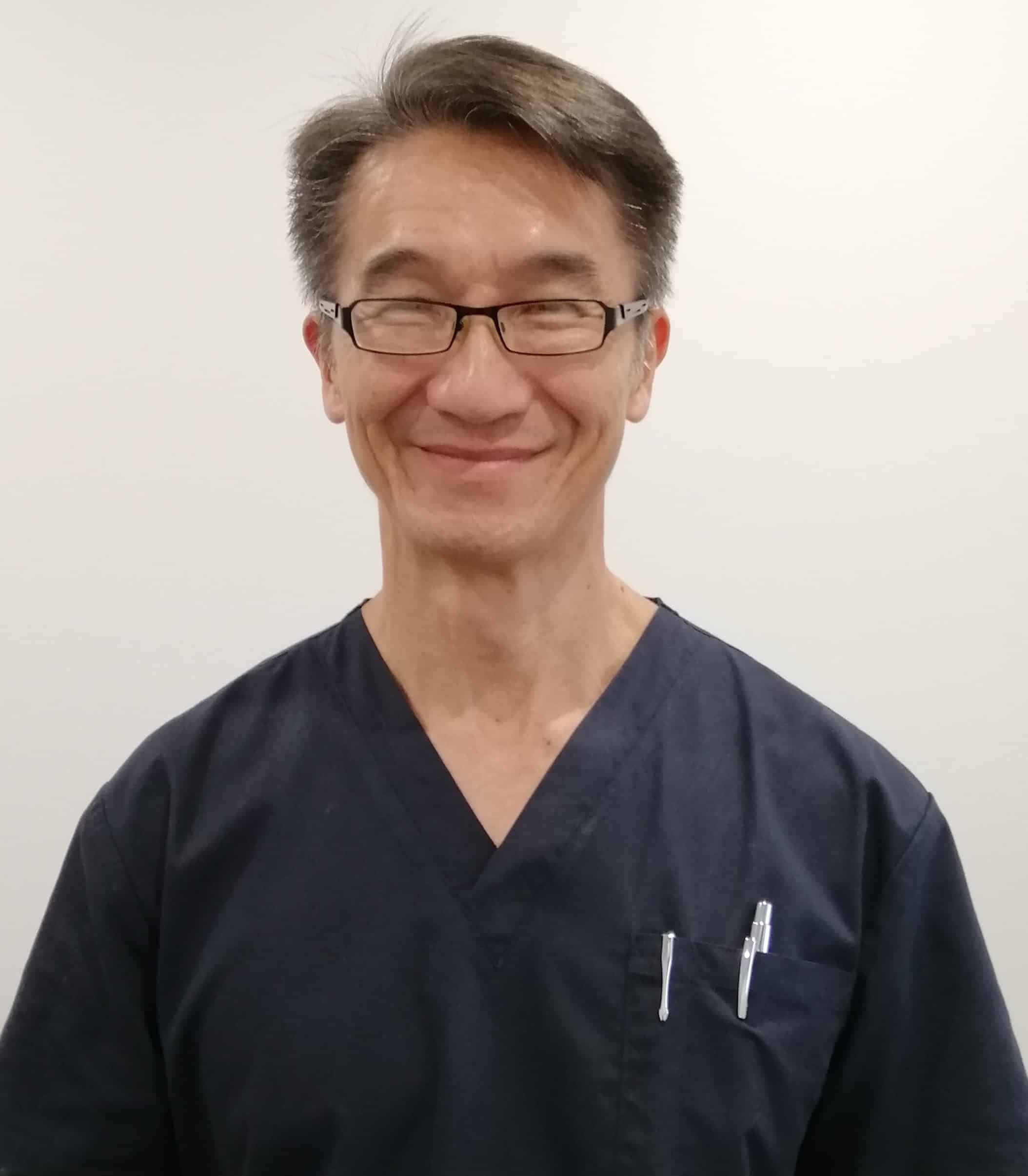 Dr Andrew Leong